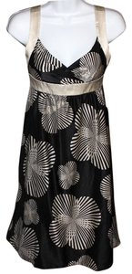 Maggy London short dress black Silk on Tradesy