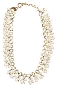 Juliet & Co White & Gold Necklace