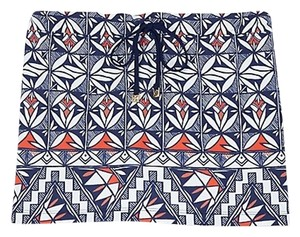 Tory Burch swim skirt POPPY GRAPHIC PRINT