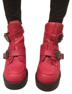 Jeffrey Campbell Ruby Red Boots