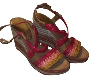 Ivanka Trump Multi color Wedges