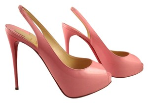 Christian Louboutin Private pink Pumps
