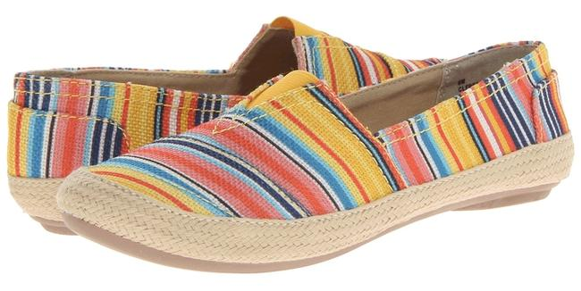 Item - Multi-color 9 Comfy Flats Size US 8.5 Regular (M, B)