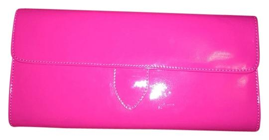 Urban Expressions Hot Pink Clutch