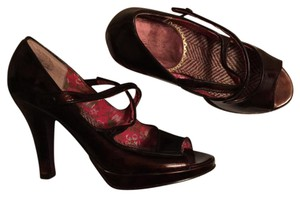 Other Marble Brown Pumps