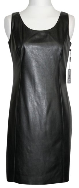 Preload https://item5.tradesy.com/images/calvin-klein-black-new-with-tags-misses-faux-leather-front-short-night-out-dress-size-6-s-1703684-0-0.jpg?width=400&height=650