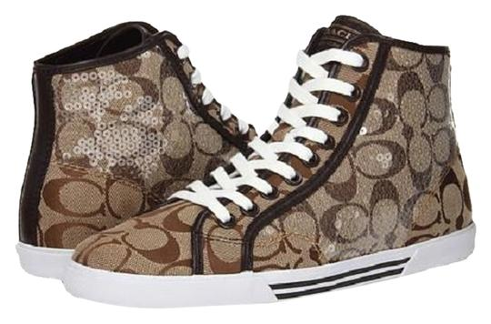 Preload https://item3.tradesy.com/images/coach-brown-sneakers-size-us-8-regular-m-b-1703697-0-0.jpg?width=440&height=440