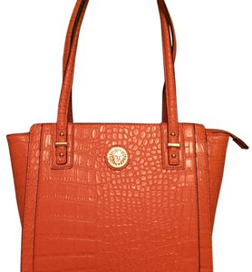 Liz Claiborne Satchel in Orange