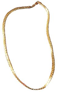 xuping Goldtone Mint Like New Necklace