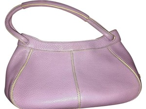 Cole Haan Lavender Like New Satchel