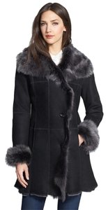 HiSO HIDE SOCIETY HIDESOCIETY Fur Coat