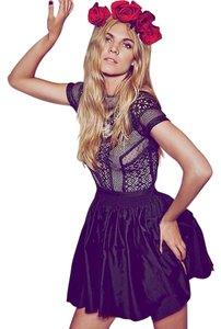 Free People Mini Party Prom Dance Dress