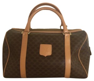 Celine Dion Chic Satchel in Brown