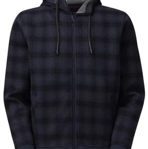 The North Face Cosmic Blue Plaid Jacket