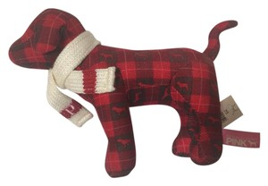 PINK New mini plaid dog from PINK