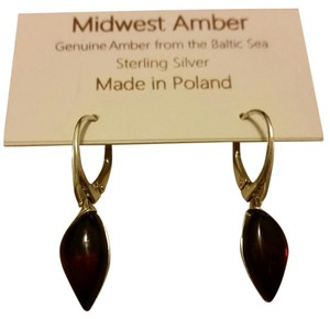 Midwest Amber Baltic Amber Dangles