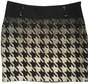 The Limited Size 8 Mini Skirt black light grey