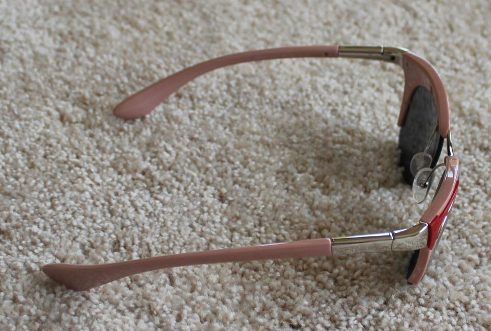 Fake Prada Cat Eye Sunglasses