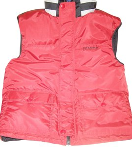 Ralph Lauren Down And Black Revisble Vest