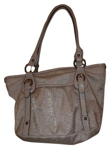 Giani Bernini Tote Handbag Nylon Shoulder Bag