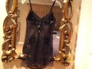 Victoria's Secret Black Cami