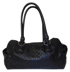 Donald J. Pliner J. Soft Leather Large Shoulder Bag