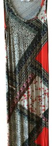 Multi Maxi Dress by Velvet by Graham & Spencer