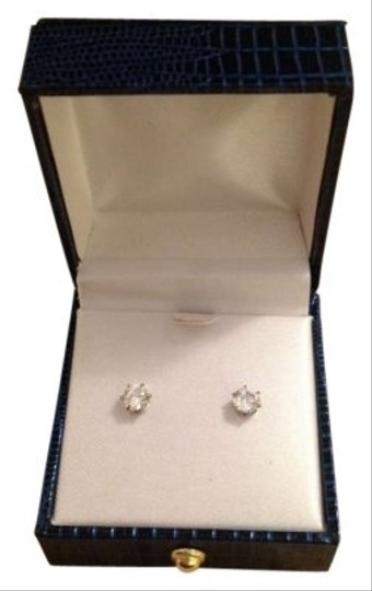 Other Style Faux-diamond studs