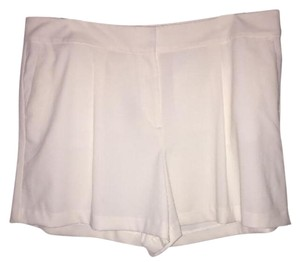 Ann Taylor Dress Shorts IVORY