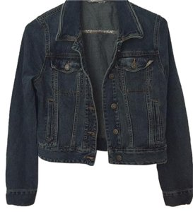 Free People denim Womens Jean Jacket