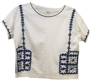Madewell T Shirt Off white