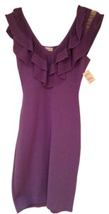 Monique du Rock short dress Purple on Tradesy