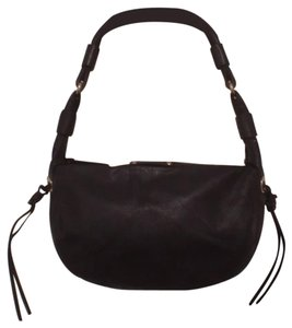Kate Spade Purse Handbag Shoulder Baguette Small Hobo Bag