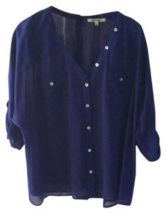 Daniel Rainn Top Blue