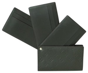 Louis Vuitton Louis Vuitton Glace Fan Wallet / Clutch