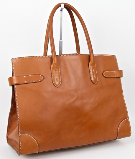 Ralph Lauren Tote in Tan