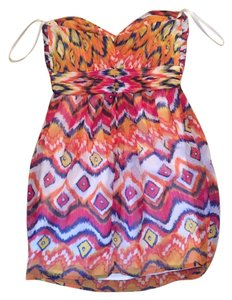 Gianni Bini Multicolor Formal Dress