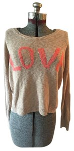 Lucky Brand Brown Sweater