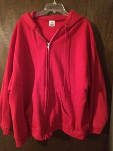 Just My Size Red Jacket