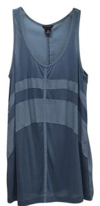 Club Monaco Top Steel Blue