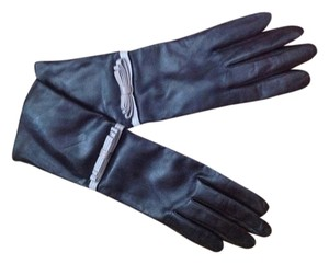Tarnish Leather Gloves