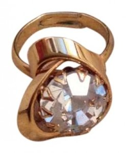 Other Faux-gold and faux-diamond vintage style ring