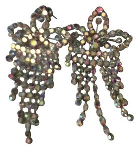 Other rhinestone earrings