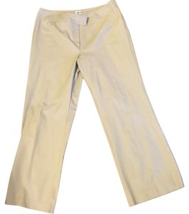 Chico's Straight Pants Khaki