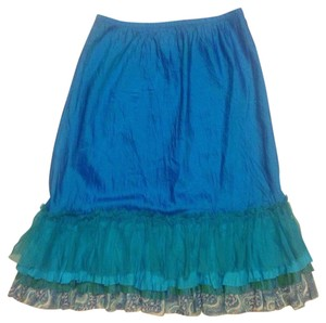 dosa Marked Down Skirt Blue
