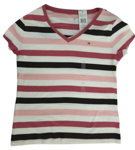 Tommy Hilfiger T Shirt Striped