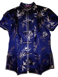 Lotus Village Button Down Shirt