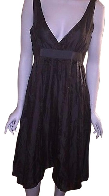Item - Brown Mid-length Night Out Dress Size 10-m