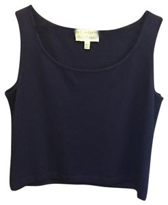 St. John John Vest Sleeveless Sweater