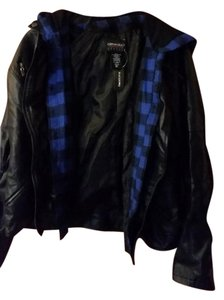 Blackheart Moto Pleather Leather Jacket